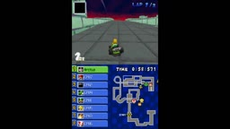 Mario Kart DS N64 Circuit N64 Bowsers Castle Without Slowdowns