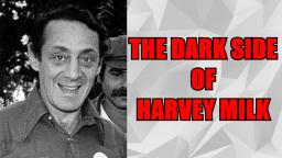 Harvey Milk- Supporter of Jim Jones & Statutory Rape