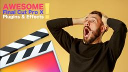 Plugins for Final Cut Pro X from Pixel Film Studios