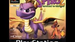 Idol Springs and Fracture Hills-Spyro 2