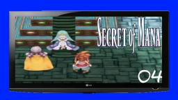 Let´s Play Secret of Mana (Remake) #04- Der Wassertempel