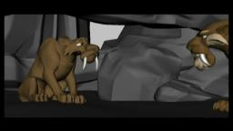 Ice Age Deleted Scene - The Pack