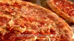 Roger Craig Smith - Pizza Hut Stuffed Crust Pizza Ad