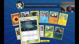 pokemon trading card game online unboxing