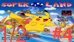 Let´s Play Super Pika Land (Deutsch) - Teil 4 Die Hard Mode Challenge! (1/2)