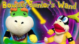 Bowser Juniors Wand