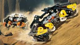 Classic LEGO Bionicle Review: Manas