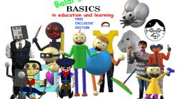 Baldi Basics Free Exclusive Edition Custom Map Experience Official Trailer
