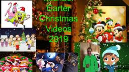 Michael Carter Christmas Videos Intro