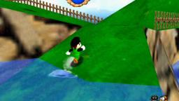 How to get wigglers red coins in SM64 (+how to defeat wiggler)