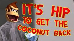 It's hip to get the crystal coconut back