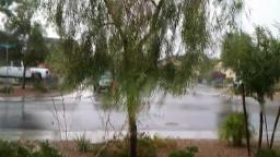 First Monsoon Storm of 2018