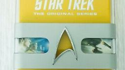 Opening & Closing to Star Trek: The Original Series - Season 1 (Disc 1) 2007 DVD (2009/2012 Reprint)