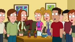 Family Guy - Meg Starts Drinking