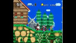 Cooly Skunk - Action - Super Famicom Gameplay