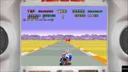 Super Hang-On - Motorcycle Racing - PS4 Gameplay