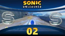 Lets Play Sonic Unleashed [Wii] (100%) Part 2 - Mein S-Rang-Skill geht ab