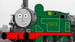 Eli the Tank Engine 40 (Generation 1)