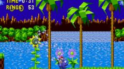 Sonic the Hedgehog 1 - Green Hill Zone