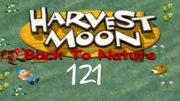 Let´s Play Harvest Moon Back To Nature ★ 121 ★ Verschlafen