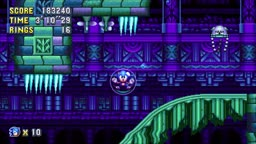 Sonic Mania Playthrough Part 12: Hydrocity Zone (Act 1)