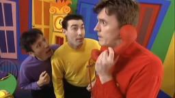 THE WIGGLES CALL THE GAY SEX HOTLINE