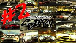 NFS MW Story Odc.02 Maciek - most wanted