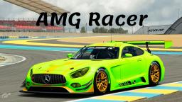 AMG Racer Green And Yellow AMG GT3
