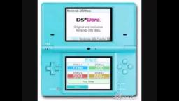DSi Shop Theme (High Quality)