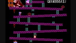 donky kong playtrough you can only live once