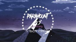 Paramount 90th Anniversary Logo Horror Remake