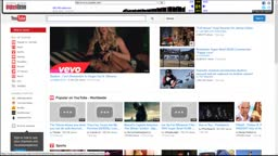 YouTube Homepage Layout History (2005 - 2015)