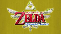 Sky Keep - The Legend of Zelda Skyward Sword