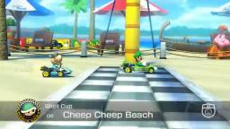 (DS) Cheep Cheep Beach In Mario Kart 8 (The Wii U Version)