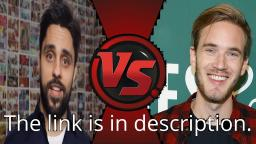 PEWDIEPIE VS RWJ!!! (LE EPIC RAP BATTLE)