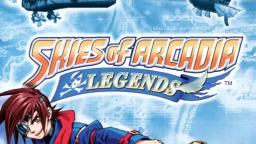 Skies of Arcadia Legends OST - Military Facility Dungeon