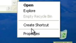 How to delete the Recycle Bin