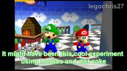 Super Mario 64 Bloopers: Beneath the Castle