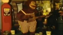 The Rock Afire Explosion Calibration Tape