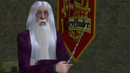 Harry Potter and the Goblet of Fire - Chapter Thirty-Five - Sims 2 Machinima Series Part.1