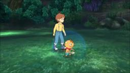 Ni No Kuni: Remastered - Combat - PS4 Gameplay