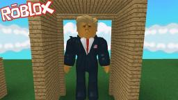 MEETING DONALD TRUMP IN ROBLOX?