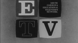 South California Educational Television Network Logo (RARE)
