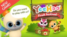 YooHoo & Friends: Fruit Festival kids game (free on iOS and Android)