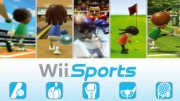 Wii Sports Gameplay (Including Easter Egg)