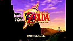 THE LEGEND OF ZELDA OCARINA OF TIME GAME-PLAY!
