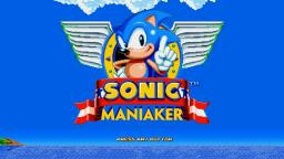 Sonic Maniaker - Create your own Sonic Mania Levels (WIP)