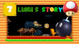 Lets Play Luigis Story [SMW-Hack] Part 7 - In den Untergrund