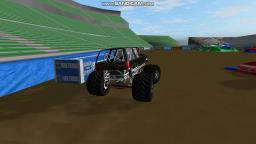 RoR Monster Jam: Escalade Freestyle (.39 Test)