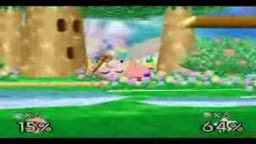 Kirby SSB64 Falcon Punch! Remix (2009)